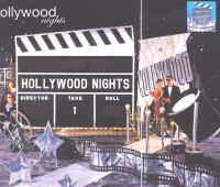 Check Out the Hollywood mural for your Sixties Theme.